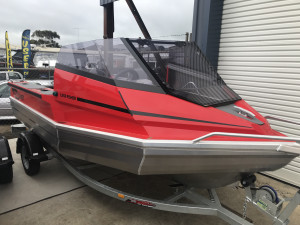 New Stabicraft 1550 Fisher