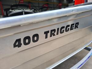 QUINTREX 400 TRIGGER