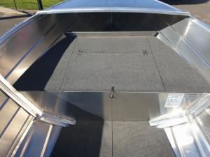 399 Bolt Stacer, trailer & 15hp Mercury 4 stroke