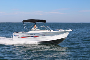 New Quintrex 500 Cruiseabout