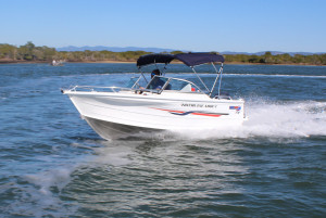 QUINTREX 481 CRUISEABOUT  F70  Pack 2