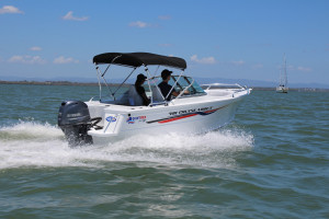 QUINTREX 481 CRUISEABOUT  T60HP Pack 1
