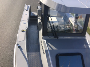 New Yellowfin 6500 Centre Cab , Powered by the Yamaha F150 EFI 4 stroke Stock Boat package
