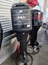 140hp Mercury 2 stroke 2003 **FITTED PRICE**