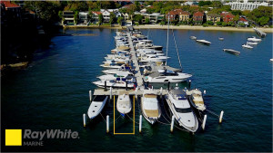 Berth For Lease - Double Bay Marina Sydney NSW