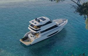 Maritimo M55 Cruising Motoryacht
