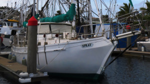 Roberts Spray 40ft Ketch