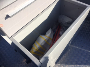 6500 YELLOWFIN Centre Cabin 150HP PACK 1