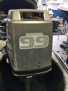 1995 Honda 9.9 HP XL  ES