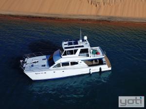 Brady 48 Leopard Power Catamaran - Spot On - $545,000