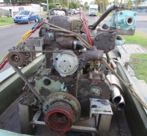 Bedford Engine