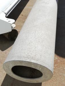 Alloy Mast & Boom -12.5m mast
