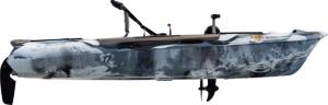 Brand new 3 Waters Big Fish 108m Pedal Drive Kayak.