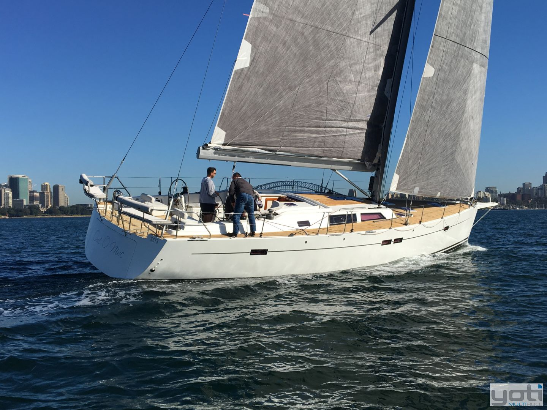 Hanse 540e - One O Nine - $480,000