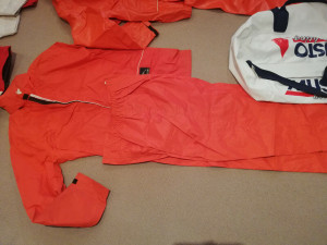Musto & Marlin Wet Weather Gear
