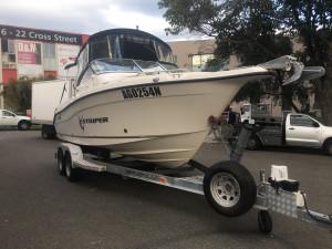 Striper Seaswirl 2101  Bowrider