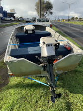 Used Stacer 395 Sea Sprite Sports