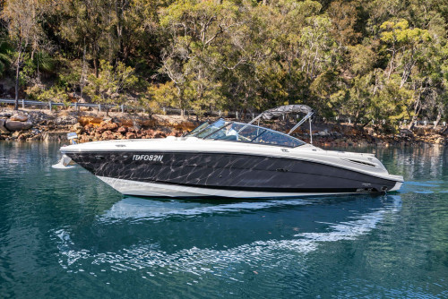 2006 Sea Ray 270SLX