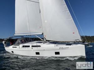 Hanse 418 - Muriel - SOLD