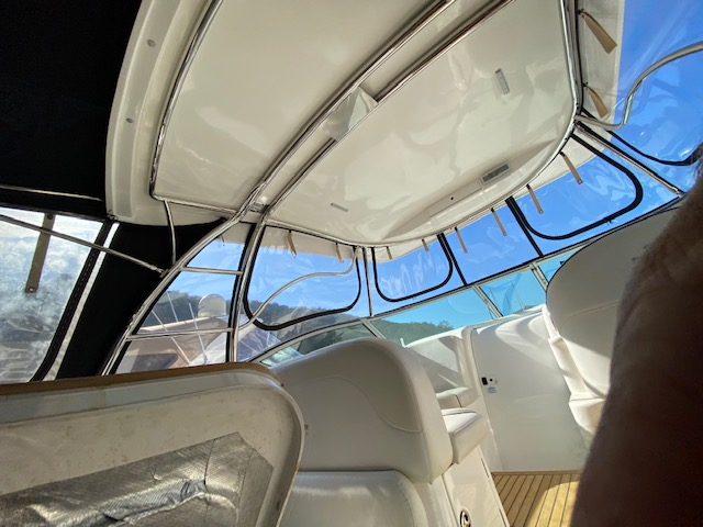Sunrunner 370LE Hard Top