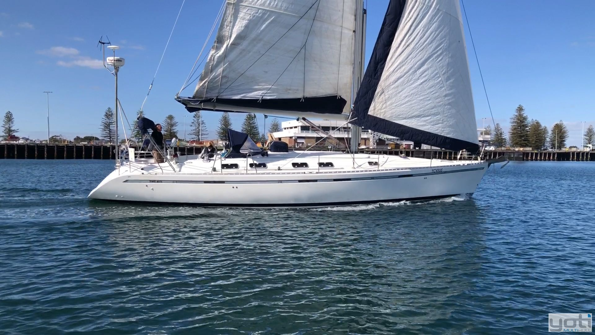 Beneteau First 45f5 - Serenade - $158,000