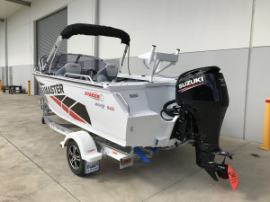 Stacer 481 Sea Master 2021 Model