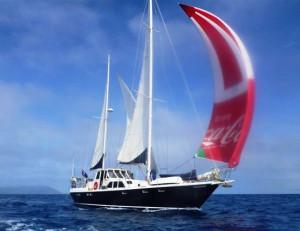 60ft Sailing Ketch