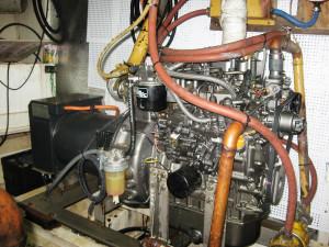 Timber Motor Cruiser (ex-Trawler)