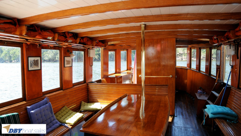 1919 Ferry in Commercial 1E survey for Charter plus the business