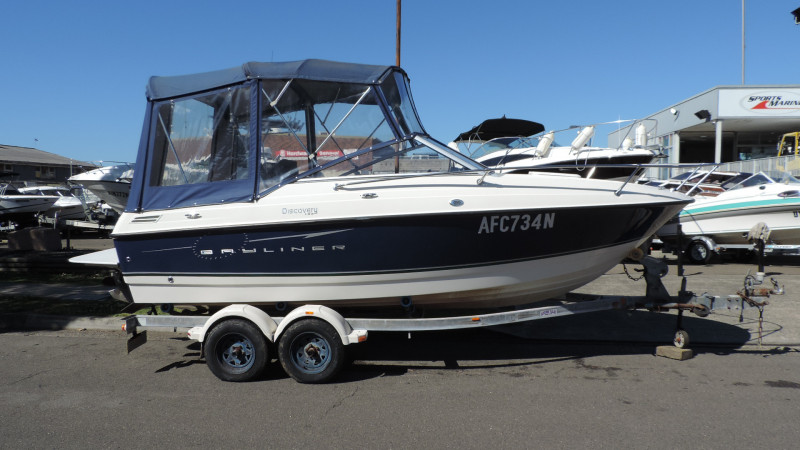 Bayliner 192 Discovery 2007