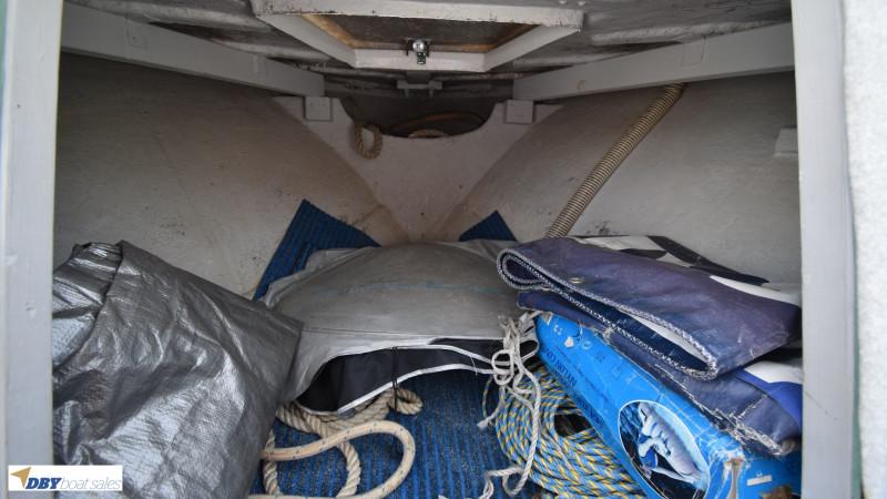 Savage 22ft Half Cabin Cruiser