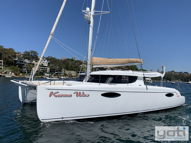 Fountaine Pajot Orana 44 - Karma Wins - $745,000