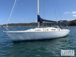 GibSea 402 - Ocean Spirit - SOLD