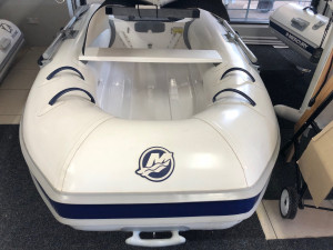 Used Mercury 300 Dynamic hypalon RIB  in excellent (AS NEW) condition!