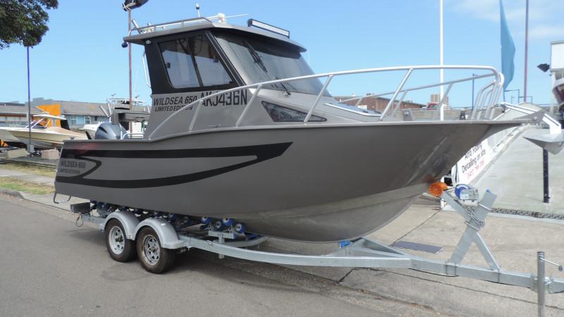 2018 WIildsea 650 WA HT