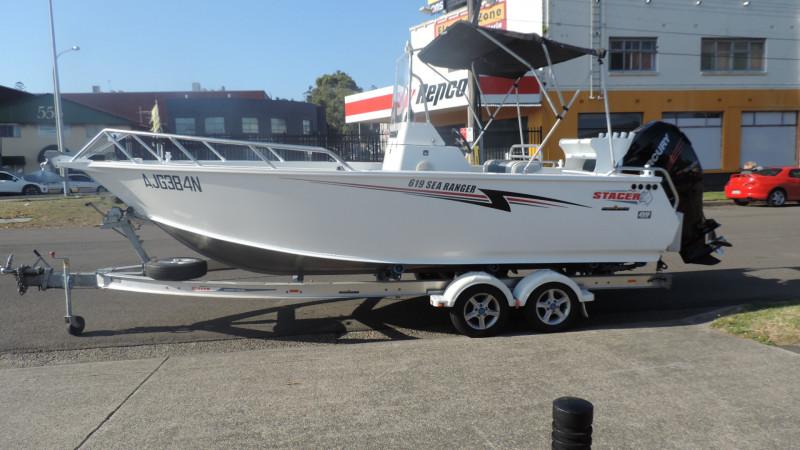 Stacer Sea Ranger 2017 Model