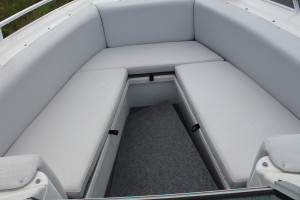 New Model The Quintrex 590 Cruiseabout made for great family boating, our pack 4