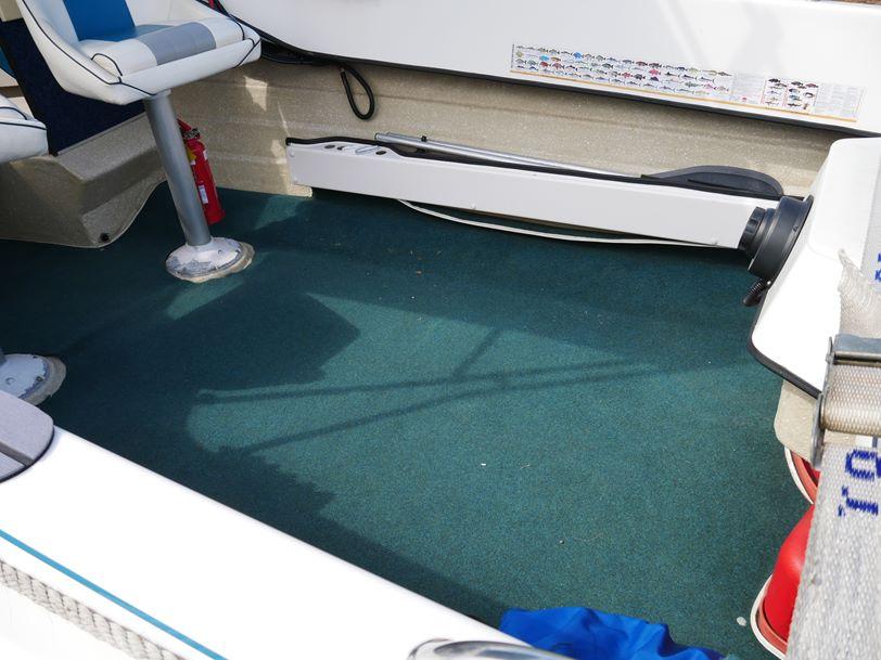Stejcraft 1600 SeaSports
