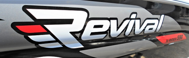 REVIVAL 590 X-RIDER