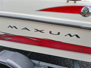 2005 MAXUM 1800 MX BOWRIDER