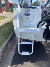 USED 2006 TRAILCRAFT 540 BOWRIDER WITH 115HP MERCURY OPTIMAX (268Hrs)