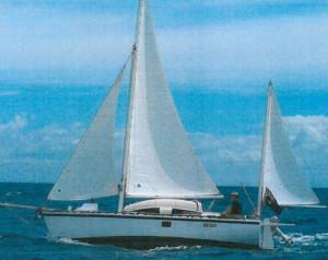 1984 Custom 22 foot Yawhl