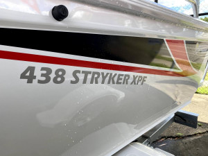 Horizon 438 Stryker Side Console XPF