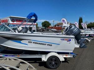 Quintrex 481 FishaboutPro
