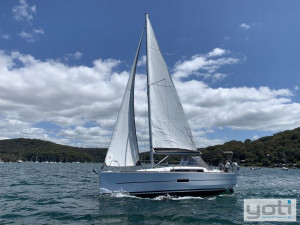 Dufour Grand Large 310 - Allechant - SOLD