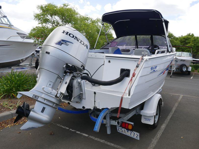 Seajay 485 Capri Runabout