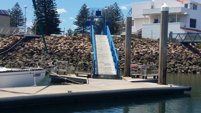 Marina Berths - South Australia : Heritage Point