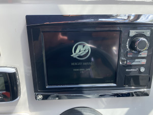 USED 2015 REVIVAL 640 WEEKENDER WITH MERCURY 150HP EFI 4-STROKE(215hrs)
