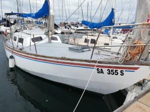 1982 Bollard 32