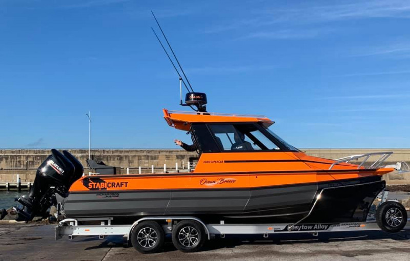 New Stabicraft 2400 Supercab